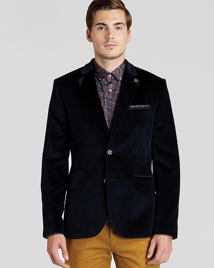 правильно делать модные мужские пиджаки вельветовые этой
