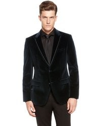 Hugo Boss Harford Slim Fit Velvet Sport Coatnavy $451 $645
