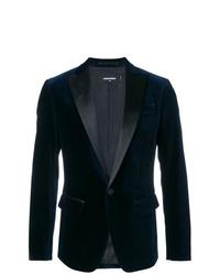 DSQUARED2 Peaked Lapel Suit Jacket