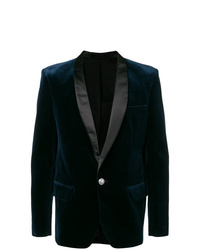 Balmain Shawl Lapel Suit Jacket