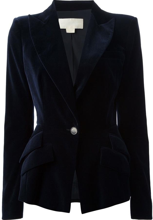 Antonio Berardi Velvet Blazer