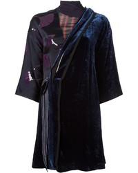 Velvet kimono dress medium 840182