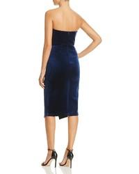 Yumi Kim Velvet Allure Sheath Dress