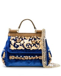 Dolce gabbana mini sicily tote medium 847706