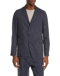 Dries Van Noten Bilboa Pinstripe Sport Jacket