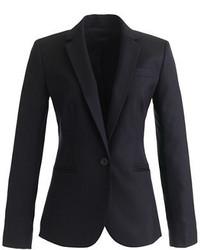 Campbell blazer in pinstripe super 120s wool medium 331403