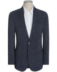 Flynt Babbitt Wide Stripe Sport Coat