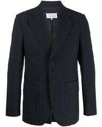 Maison Margiela Pinstripe Blazer Jacket