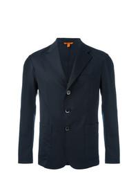 Pinstriped blazer blue medium 7131461