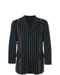 Comme Des Garçons Vintage Striped Blazer