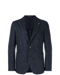 Tagliatore Striped Blazer