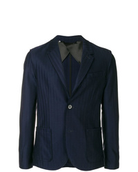 Lanvin Striped Pattern Blazer