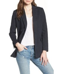 Current/Elliott The Late Night Stripe Blazer