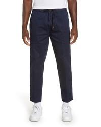 Levi's Pinstripe Stretch Cotton Blend Pants