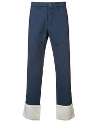 Loewe Pinstriped Chino Trousers