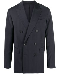 DSQUARED2 Pinstripe Double Breasted Jacket