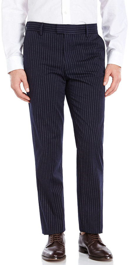 pinstripe dress pants - Women's Gowns And Formal Dresses