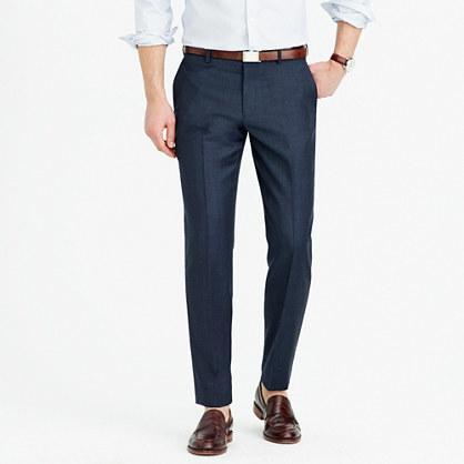 J.Crew Ludlow Slim Fit Suit Pant In Italian Worsted Wool