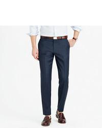 Ludlow suit pant in italian worsted wool medium 842218