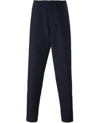 Raf Simons Pinstripe Trousers