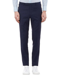 Band Of Outsiders Shadow Stripe Trousers