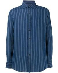Brunello Cucinelli Stripe Button Down Shirt