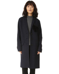 Jacob pinstripe heart overcoat medium 802229