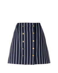 Thom Browne Pinstripe Mini Skirt