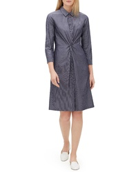 Lafayette 148 New York Federica Avalon Stripe Dress