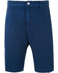 Massimo Alba Tonal Striped Shorts