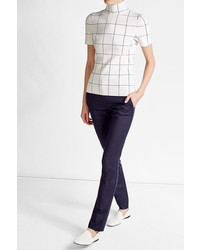 Victoria Beckham Slim Pinstripe Trousers