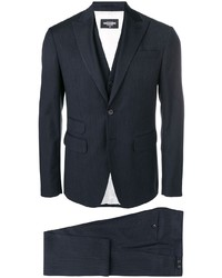 DSQUARED2 Pinstripe Two Piece Suit