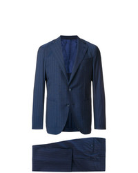 Caruso Striped Two Piece Suit