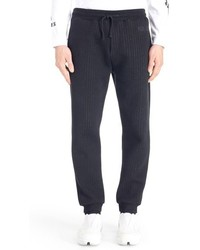 Kenzo Pinstripe Jogger Pants