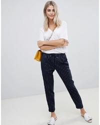 Only Pin Stripe Trouser