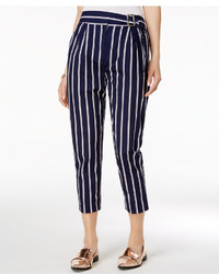 J.o.a. Striped Tapered Pants