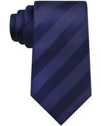 Donald Trump Donald J Trump Satin Texture Stripe Tie