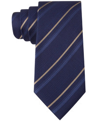 Kenneth Cole Reaction Dressy Stripe Slim Tie