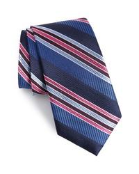 Nordstrom Men's Shop Northwest Stripe Silk Tie