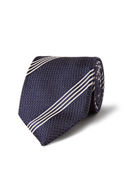 Tom Ford Striped Silk Jacquard Tie