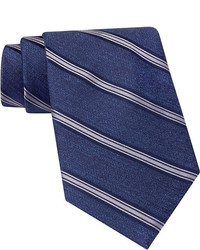 Claiborne Striped Silk Tie