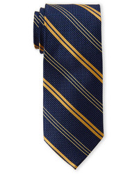 Pierre Cardin Textured Multi Stripe Tie