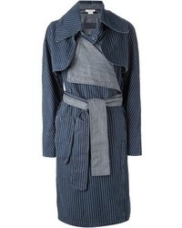 Chloé Striped Trench Coat