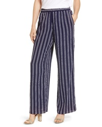 MICHAEL Michael Kors Mega Railroad Stripe Pants