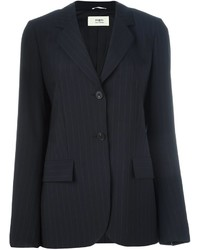 Ports 1961 pinstripe blazer jacket medium 752641