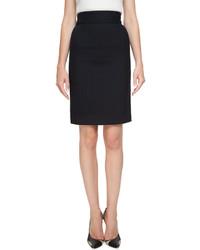 469a5c9341 Carolina Herrera Pinstripe High Waist Pencil Skirt Navy, $1,090 ...