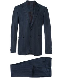 Etro Chalk Stripe Suit