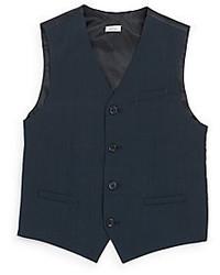 Calvin Klein Boys Pinstripe Vest