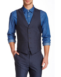 Ben Sherman Camden Wool Suit Separates Vest