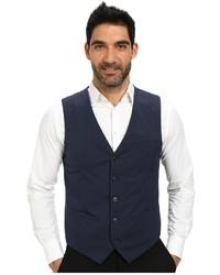 Perry Ellis Cotton Suit Vest